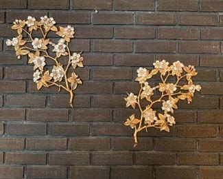 Vintage wall hangings