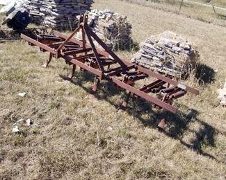 tractor attachment and Coronado stone veneer