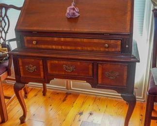 Dixie Furniture drop front desk