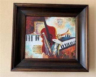 Original Art on Canvas