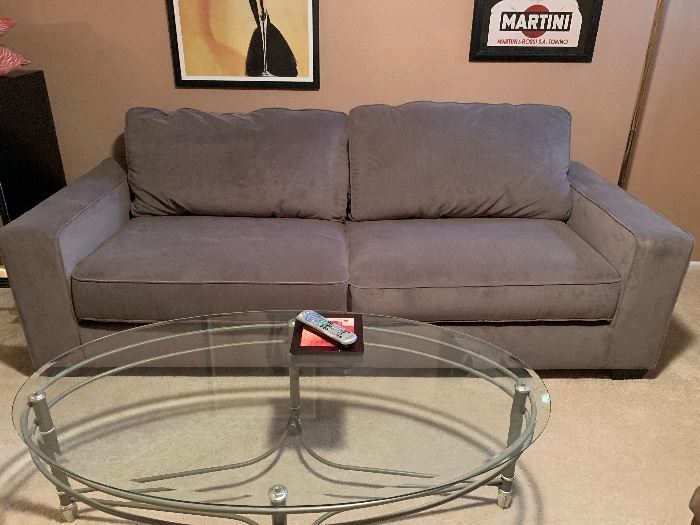 Brand New Sofa from Ashley Furniture.  Only the sofa is for sale in this photo