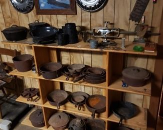 Even more cast iron than featured!