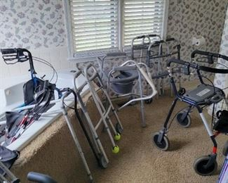 We have medical equipment