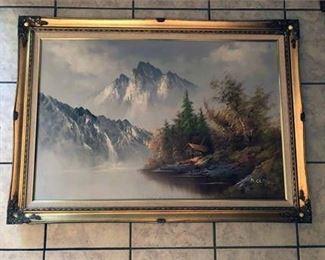 B. Clark Painting