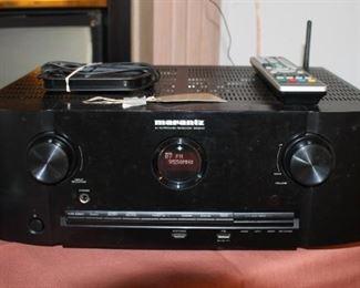Marantz Model SR5010 receiver, works great