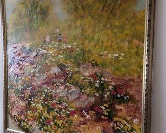 Audrey Heffner Painting