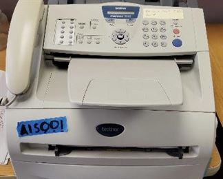 AIS001 - Brother IntelliFax 2820Fax Machine w/User's Guide