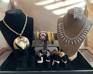Rings, Necklaces