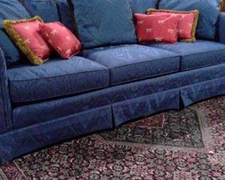 Sherrill Sofa w/pillows