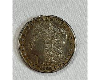 Key Date Morgan Silver Dollar