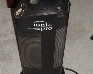 Ionic airpurfier