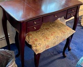 Make Up Vanity/stool - $65