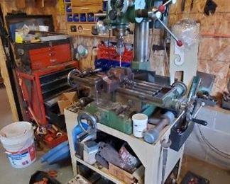 Enco MillingDrilling Machine