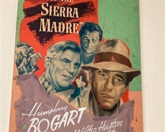 Sierra Madre movie poster