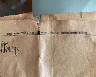 1956 New York Times