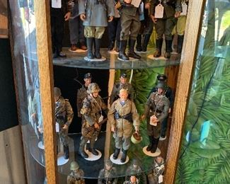 1999 - 2001 WWII Dragon Action Figures