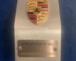 Porsche award