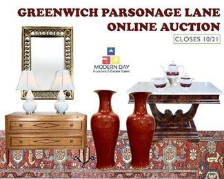 Greenwich Parsonage