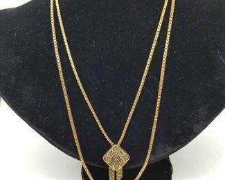 12k gf Necklaces