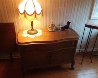 Tiger Oak Dresser.