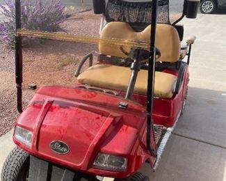 Star Golf Cart