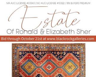 ESTATE OF RONALAD ELIZABETH SHER  CT Instagram Post