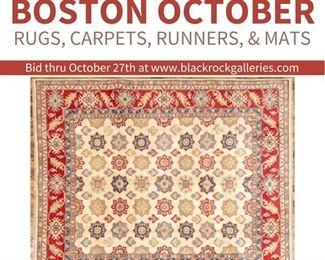 BOSTON OCTOBER RUGS, CARPETS, RUNNERS, MATS CT Instagram Post