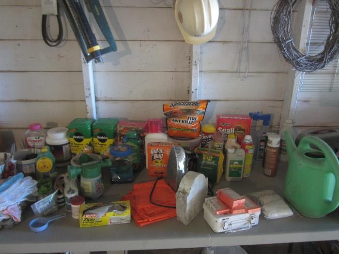 Garden Items