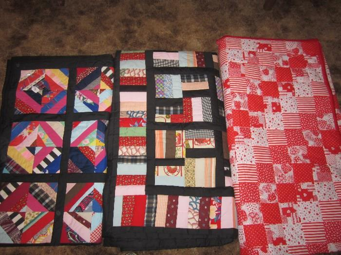 Very Nice Quilts!