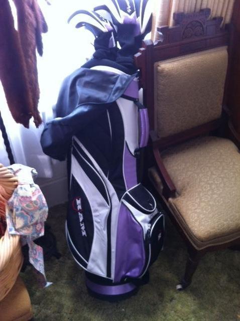 new axiel golf clubs