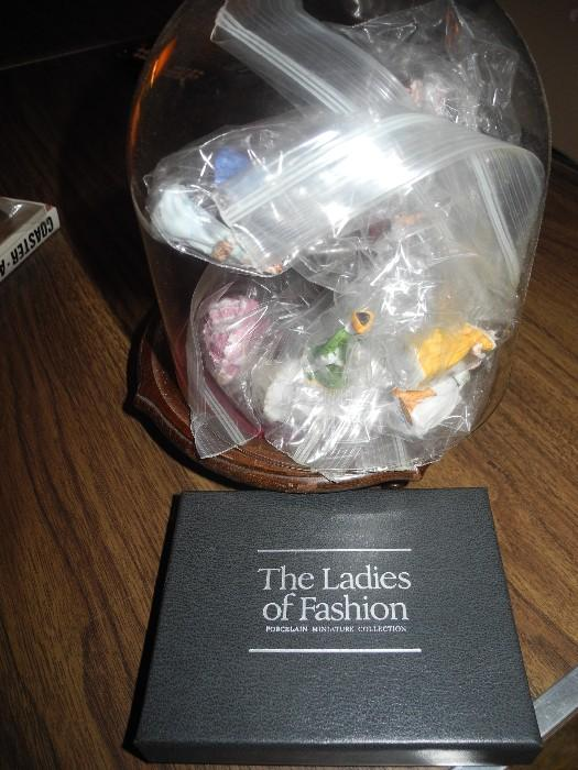 Ladies of Fashion collection (minis)