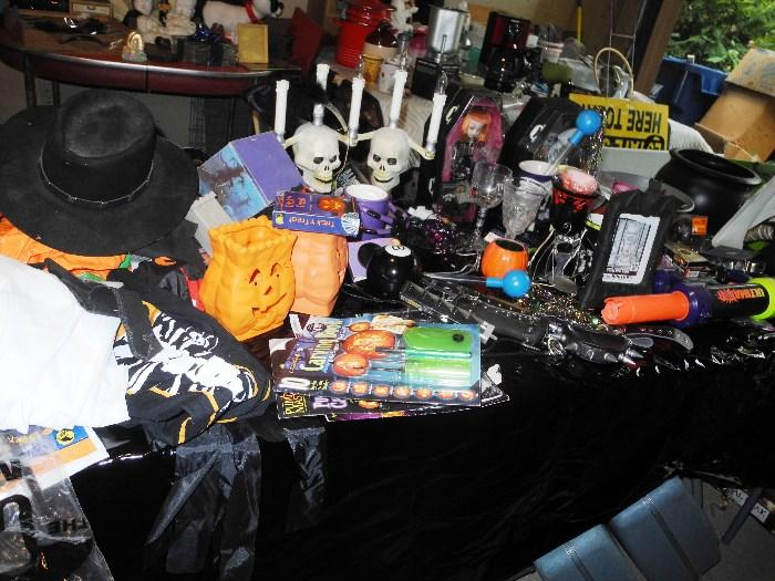 Halloween, horror and more!