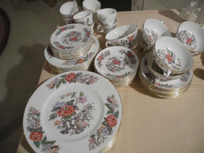 Gorgeous Wedgwood Cathay china