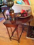 small drop leaf table