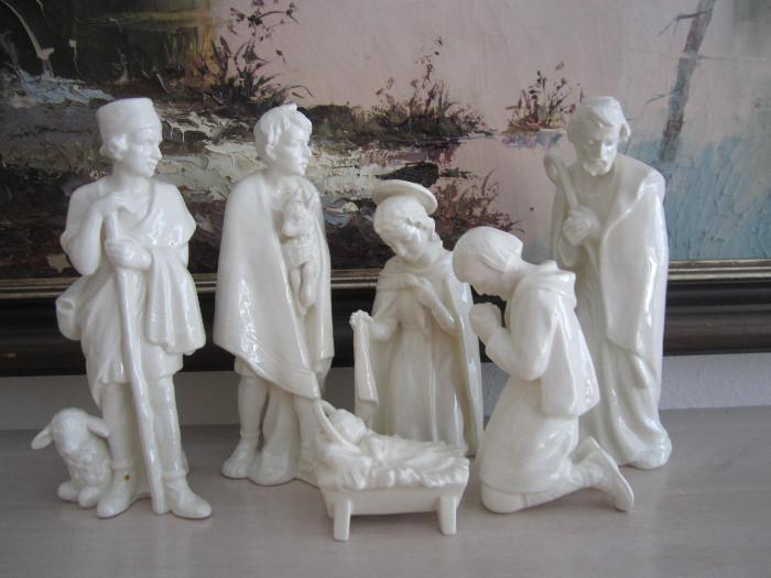 1960 Goebel Nativity Scene