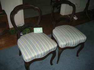 Set of 6 Rococo Revival Chairs