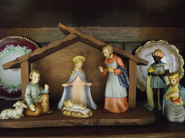 Goebel Nativity