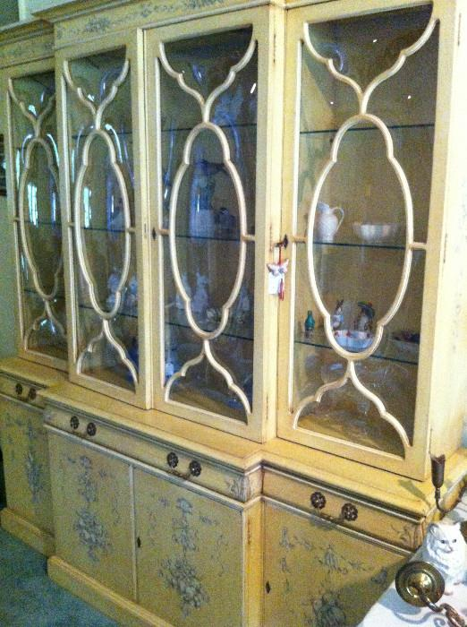 lovely Karges china cabinet