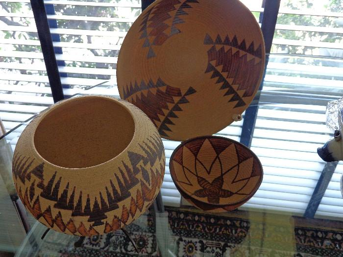 David Salk pottery