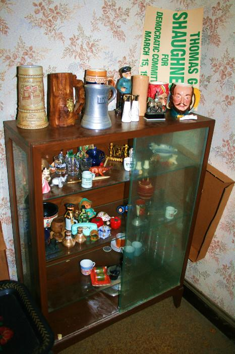 Cabinet is sold