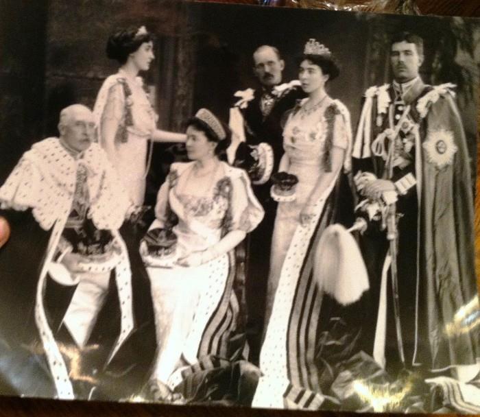 1902 CORONATION PHOTO