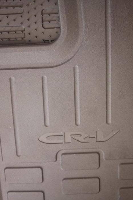 brand new all weather mats for Honda CR-V (2007)