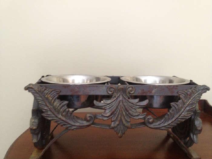 custom small pet bowls