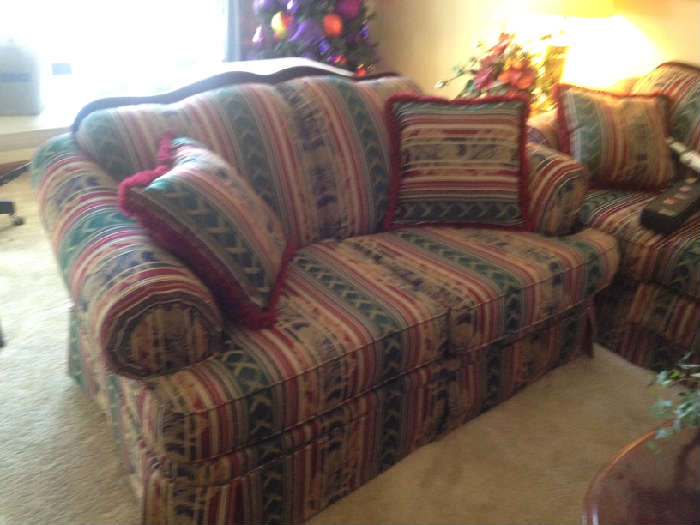 loveseat that matches the couch
