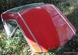 Hard top for Mercedes 560 SL