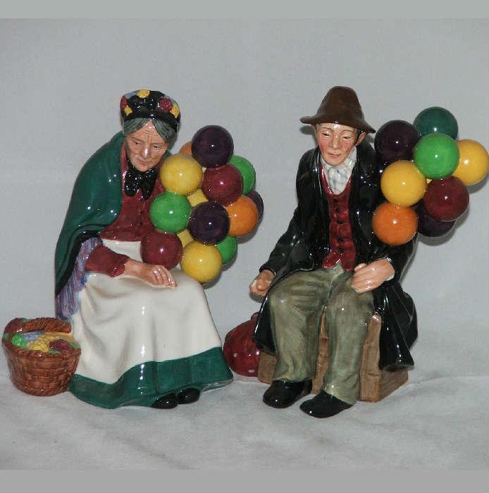 Royal Doulton Balloon Sellers