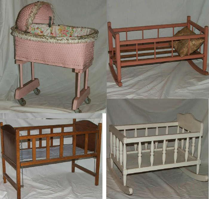 Sample of the Large Selection of Doll Furniture