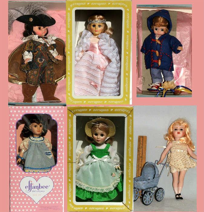 Dolls Dolls Dolls!