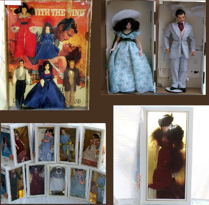 Gone with the Wind Doll Collection