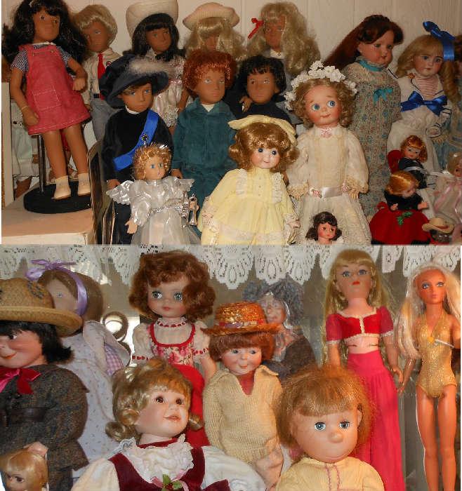 Sasha Dolls, 1966 I Dream of Jeanie